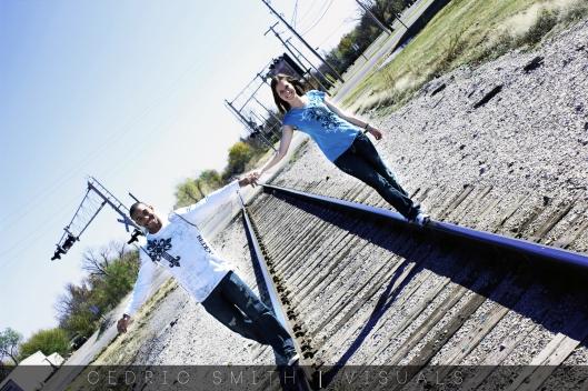 Tipsy | Turvy On the Tracks