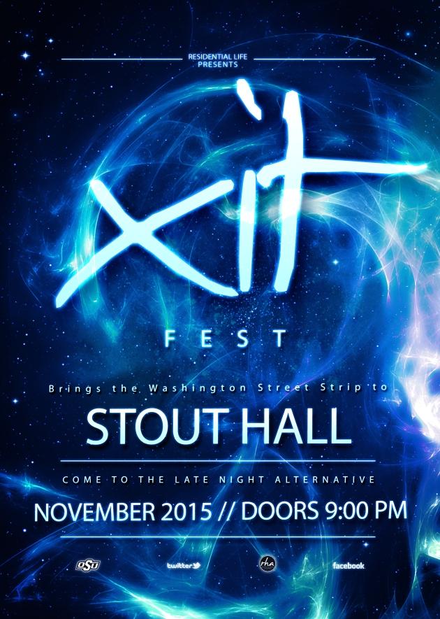 XIT Fest Poster 1